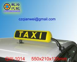 led taxi light box led taxi sign box led taxi top box for. Black Bedroom Furniture Sets. Home Design Ideas