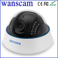 wanscam indoor use for baby monitor dome ip cameras