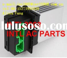 blower fan motor resistor Control Unit/module for Citroen C2 C3 C5 Peugeot