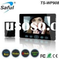 Saful TS-WP908 1V1 2.4GHz Digital 9 inch Wireless Video Door Phone