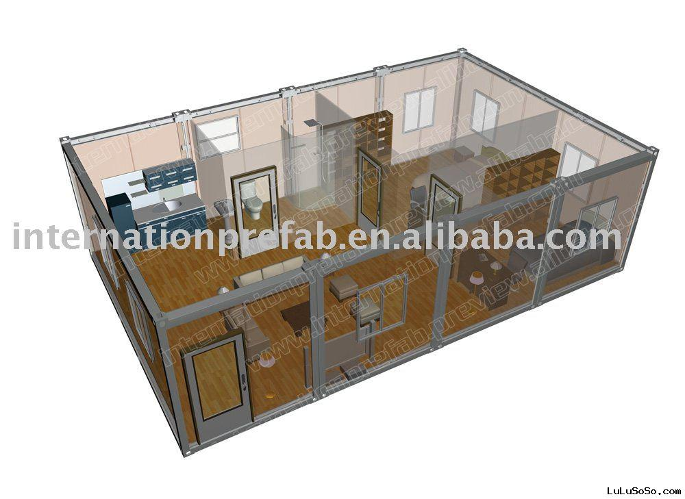 prefab mobile Container House