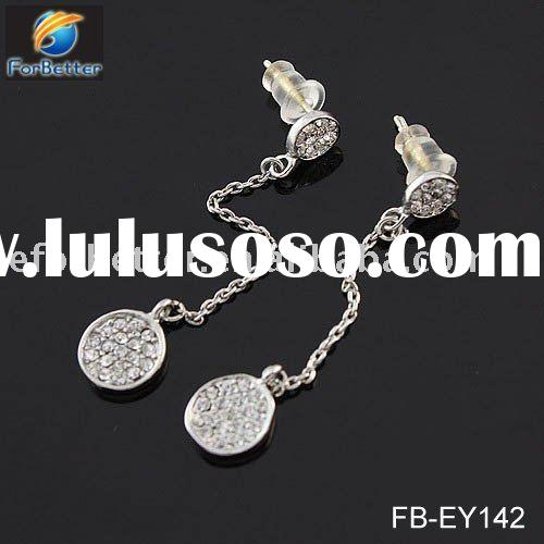 Ladies Jewelry.Hot Selling Fashion jhumka earrings  FB-EY141