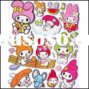 Kids Cartoon Sticker