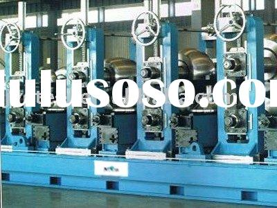 High Frequncy ERW Steel Pipe Machine Line