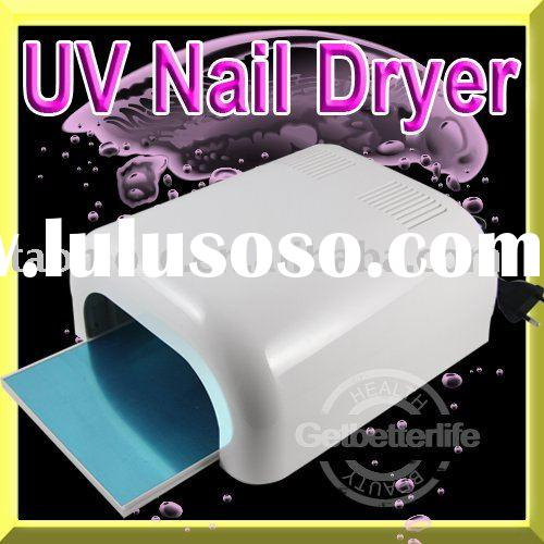 36W PRO Gel Acrylic Curing UV Lamp Nail (take in and out)