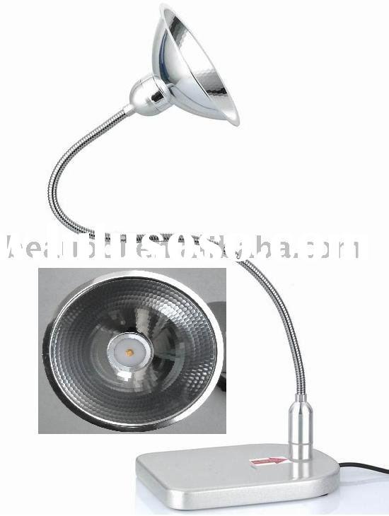 LED desk lamp 1*3w with touch switch