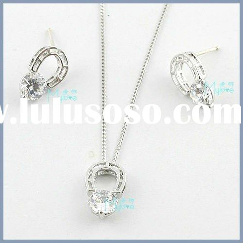 Costume Jewelry Necklace Sets