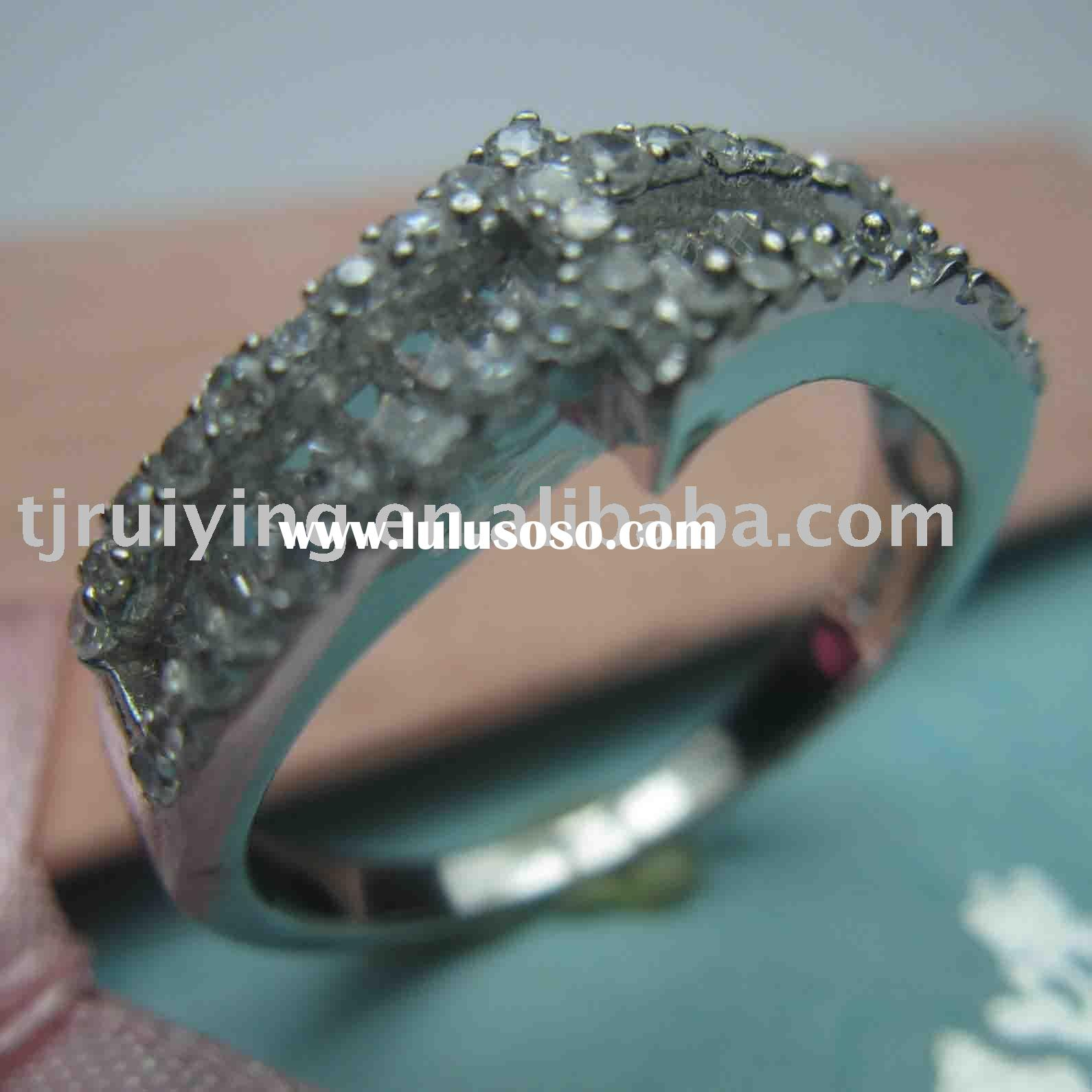 high quality wholesale fashion jewelry ring