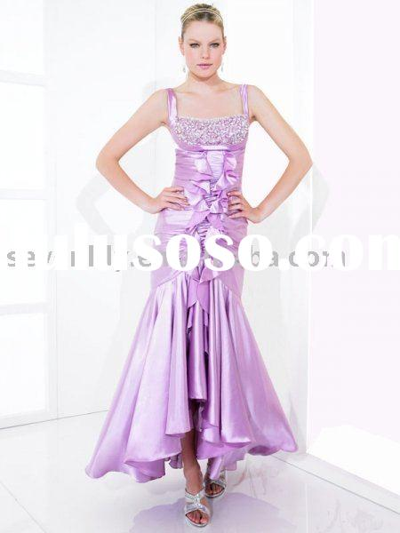 2011 New Mermaid Style Prom Dresses