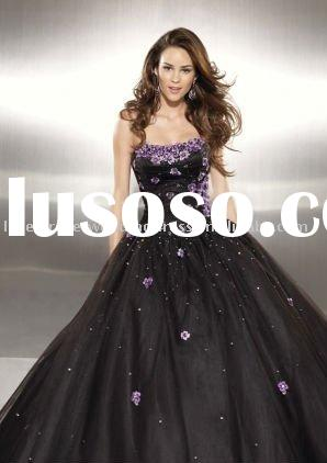 mp-001 New Arrival Prom Dress Ball Gown