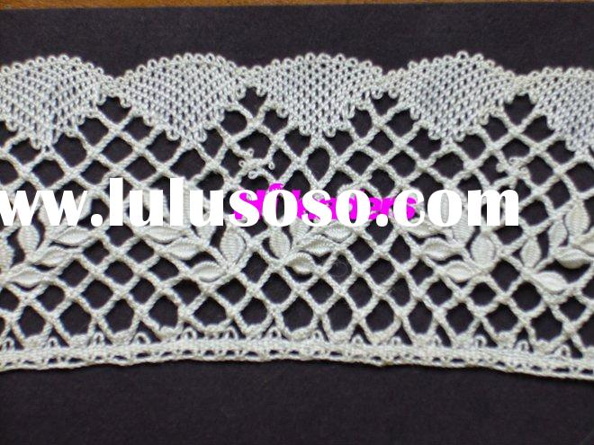wedding dress fabric lace
