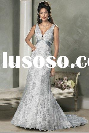 Perfect design ball gown lace popular wedding dresses