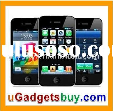 Unlocked Compass 4GS 3.5 inch Capacitive Touch Screen WIFI,JAVA,Dual SIM,Quad-band Mobile phone