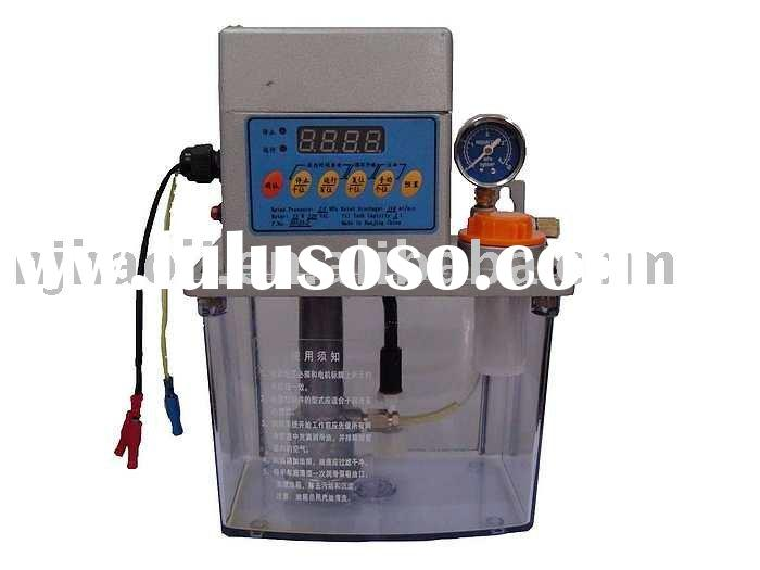 Electrical central lubrication system pump