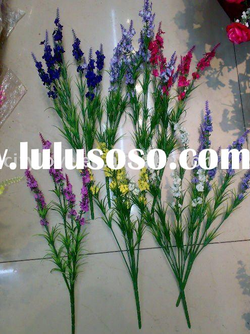Artificial flower/artificial plant--Artificial Lavender Flower