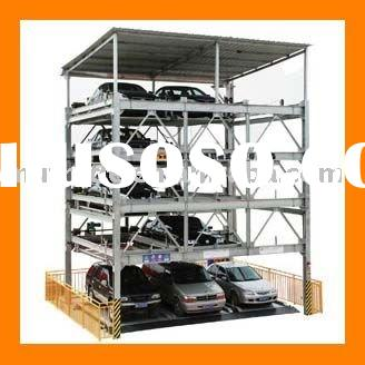 PSH Rotary Parking Replacement Lift Sliding Automated Smart Car Parking System
