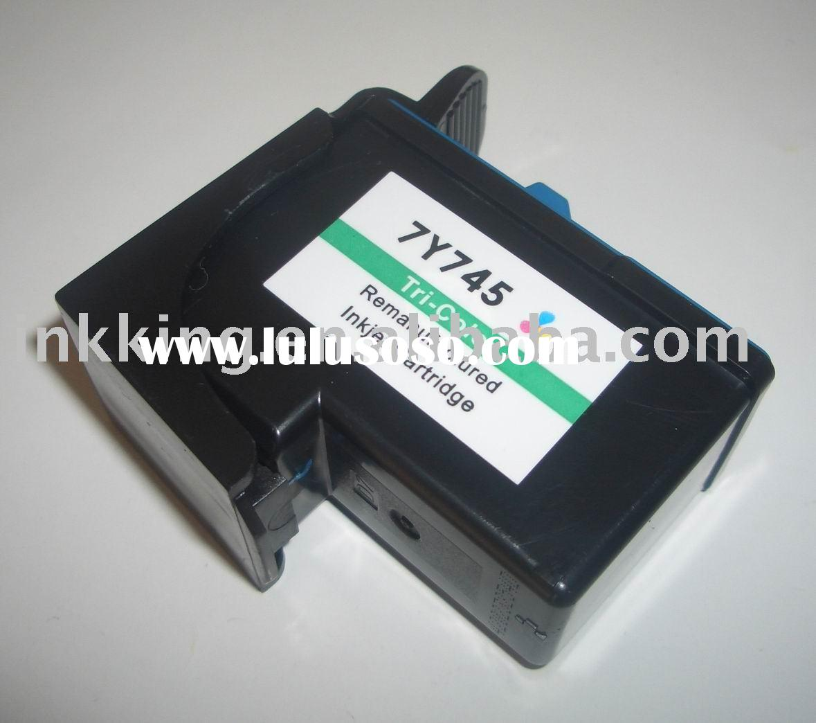 Compatible Dell Inkjet Print Cartridge 7Y745
