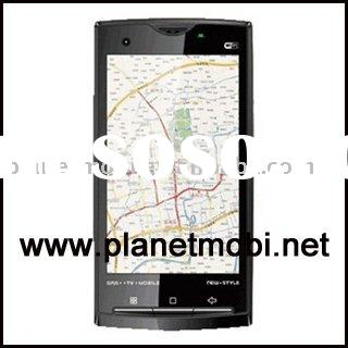 latest gps wifi tv fone high definition touch screen dual sim