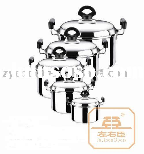 surgical stainless steel cookware