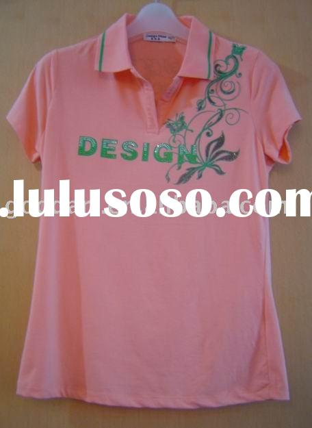 New new custom design Polo shirts of Fashion Polo t shirt YF-9890