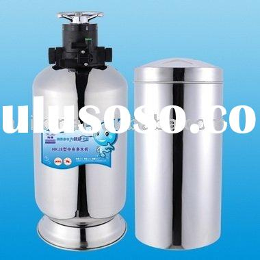 water softener and purifier