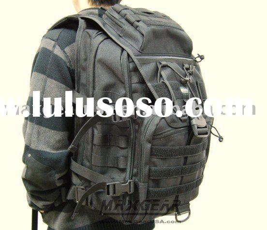 99%Nylon Multifunction waterproof Military 12-19inch notebook backpack use for alienware M17x