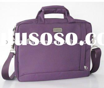 men's purple 420d 14 inch notebook tote bags