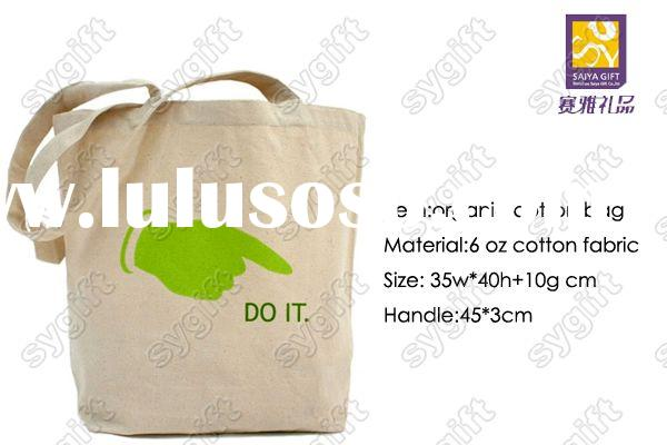 organic cotton shopping bag,canvas bag,organic bag ,calico bag,organic cotton bag