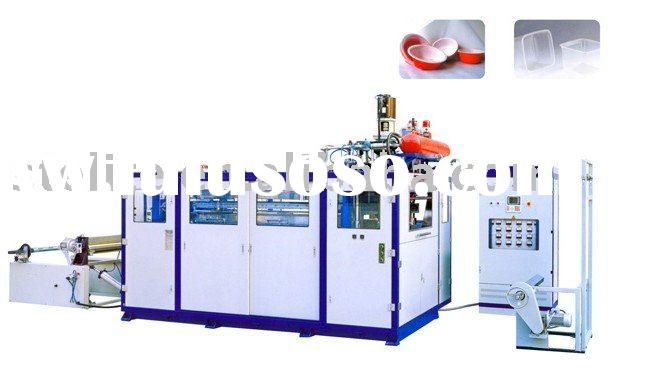 auto plastic cup forming machine   [ISO]
