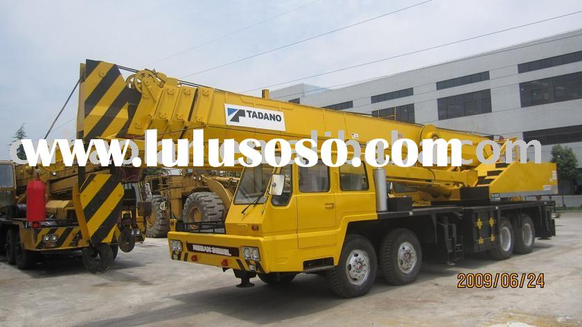 used equipment 65t for sale(used equipment used mobile crane hydraulic mobile crane)