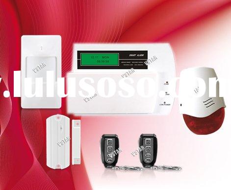 Wireless Auto Dialer Alarm System zone alarm home page