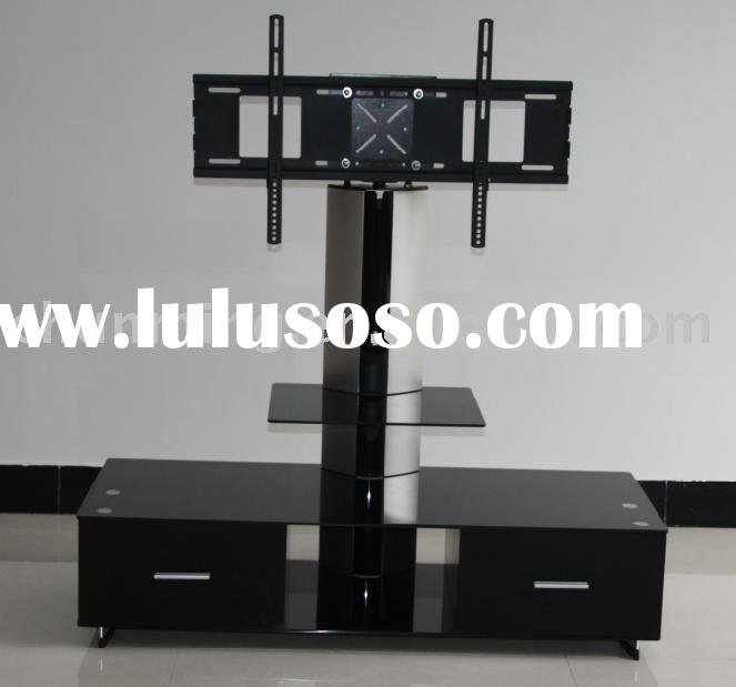 Glass TV Stand &LCD TV Stand &Glass TV Cabinet &Plasma TV Stand For 32''