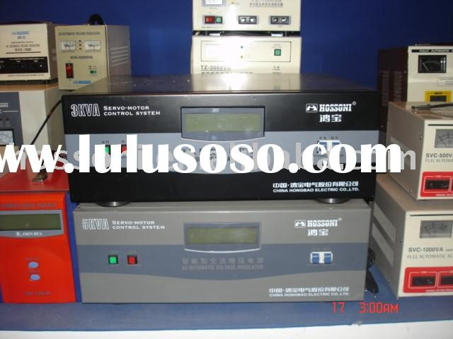 SVC LCD display DVD type stabilizer(AVR,SVC)2kva
