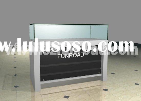 Store Fixtures, Glass Display Case, Glass Jewelry