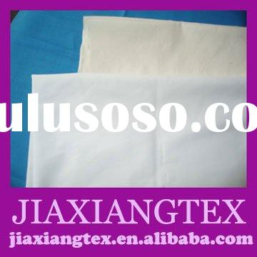 POLYESTER COTTON BLEND BLEACHED WHITE FABRIC T/C-B-5-2