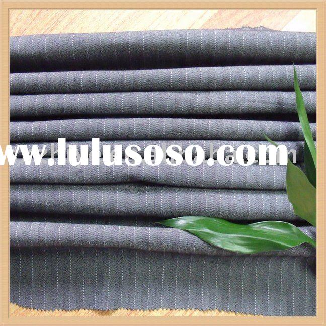 Twill Spandex Dyed Cotton Polyester Fabric