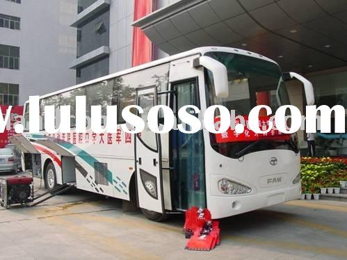 (Manufacturer): Medical equipment / 10.5m HIGER dental medical bus