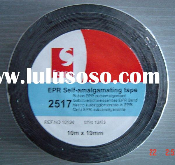 Self Rubber adhesive tape