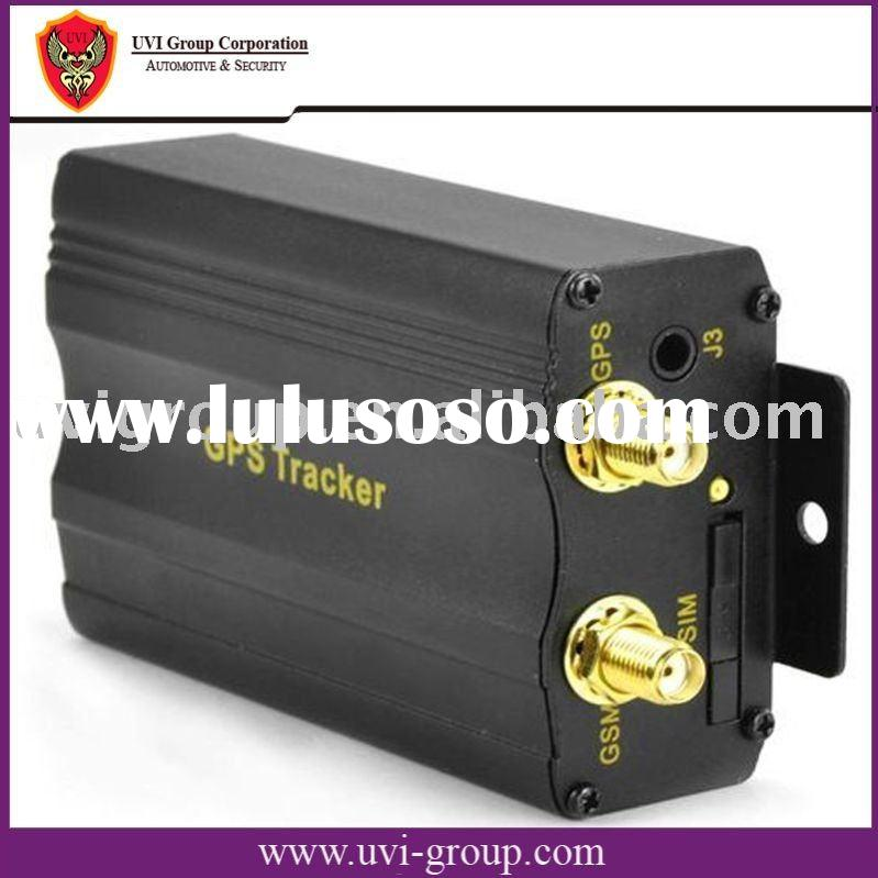 Car GPS Tracker with GPRS/SMS for Mobile phone Tracking/Web Tracking