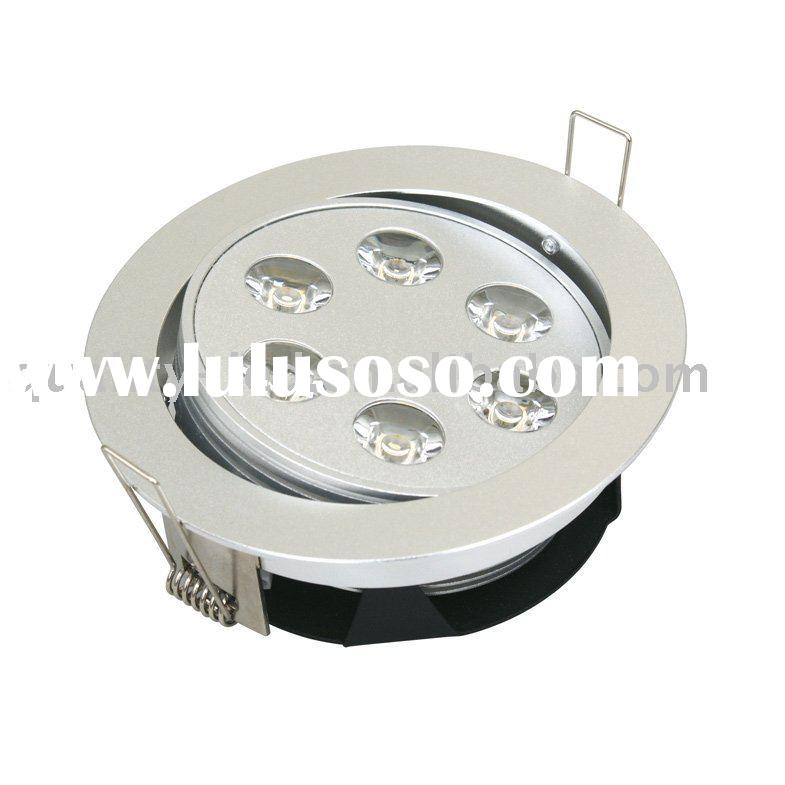 LED dimmable light downlight,LED recessed down light