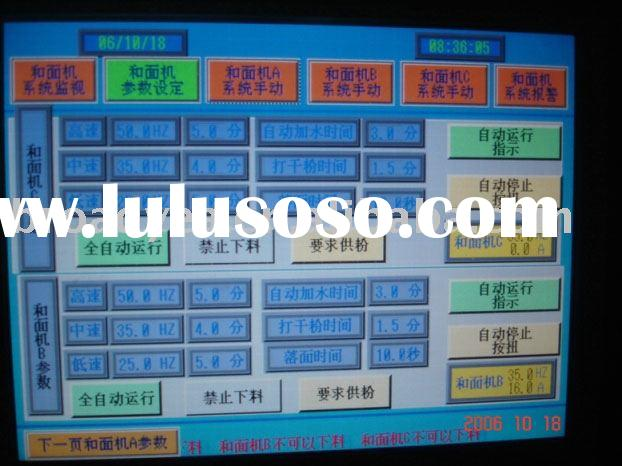 Automation Control System/food machinery/instant noodle production