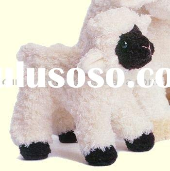 plush sheep, stuffed sheep, plush toys