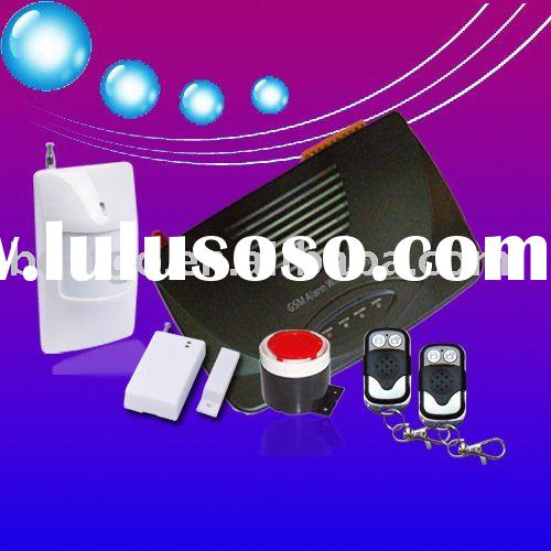 Hot!! GSM DIY Wireless Home Alarm Security System