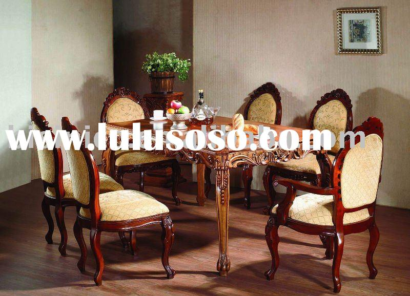 American style dining room set,rectangle dining table,dining chair,arm chair,side chair,dining room
