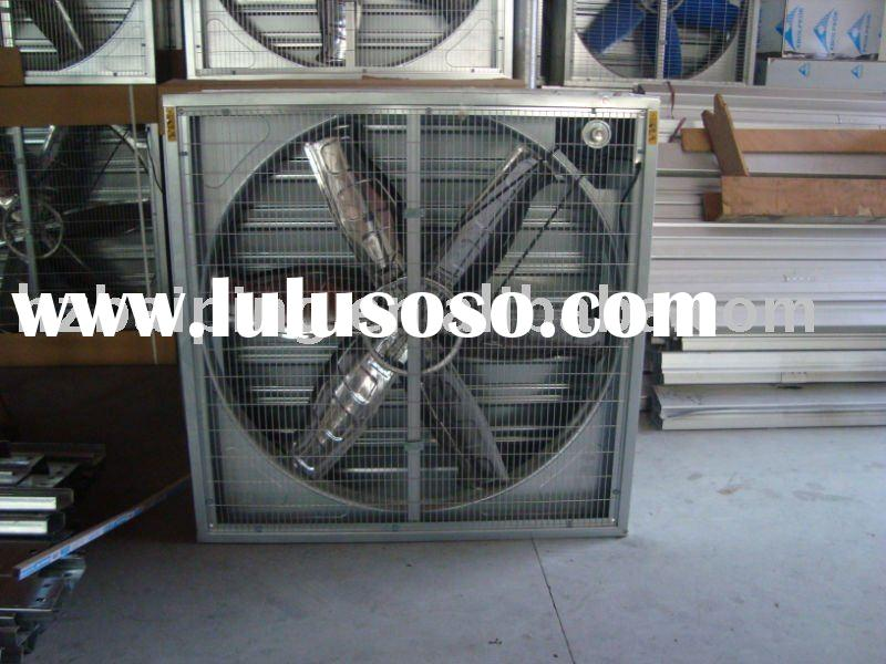 Bangladesh poultry standard dc fan cooling equipment Galvanized sheet