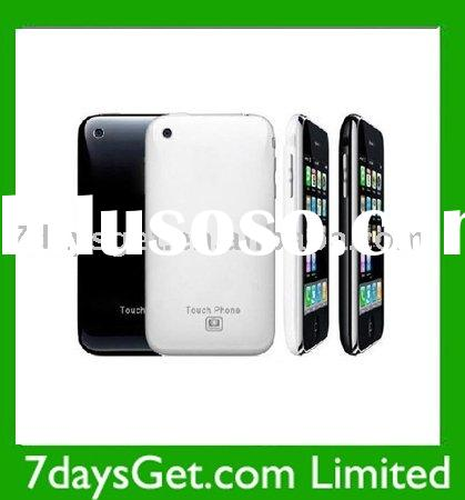 I9 3G Quad-band Dual SIM Cell Phone With Java FM GPRS