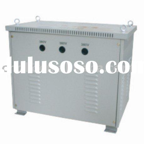 Three Phase Dry Type Transformer ( SBK/SG series)