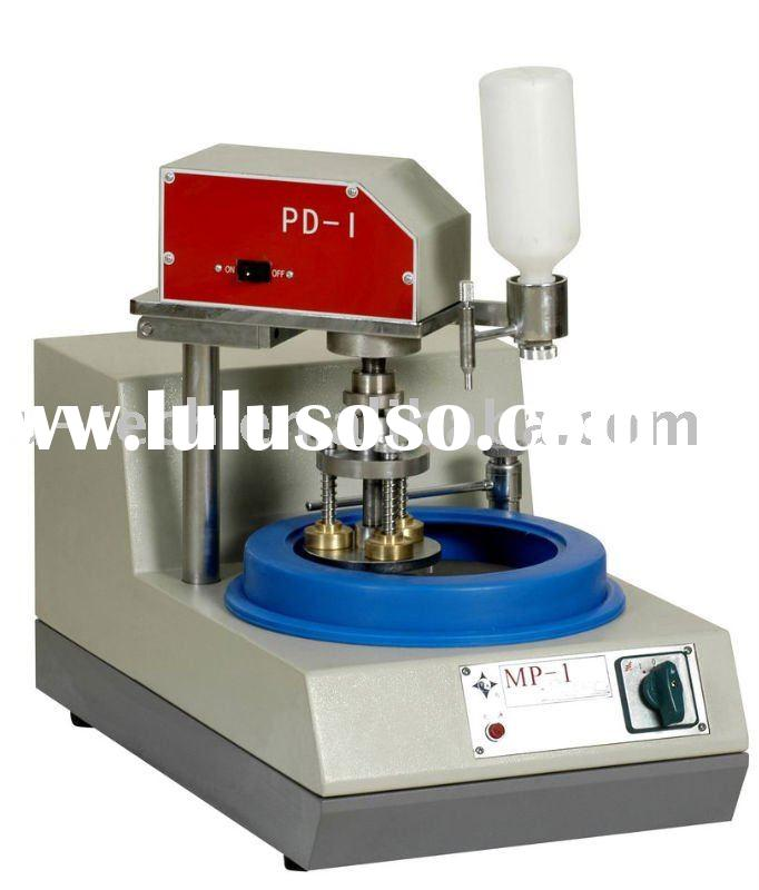 Single Unit Dual Speed Metallurgical Preparation Grinder/Polisher