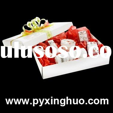 paper gift box/cosmetic packaging box/dress  box
