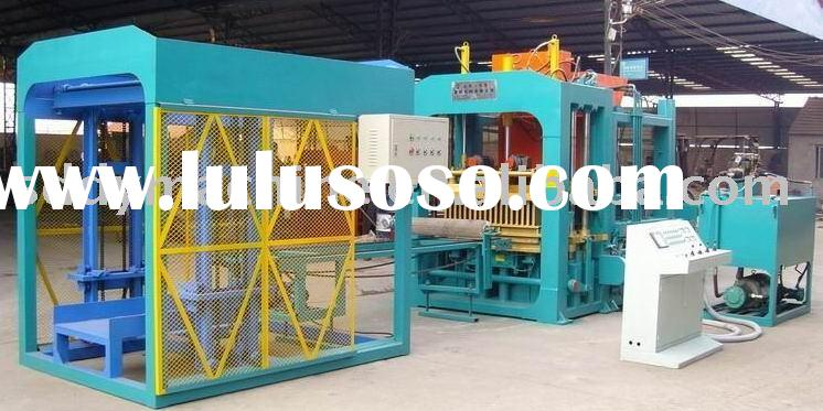 brick making machine,concrete brick making machinery